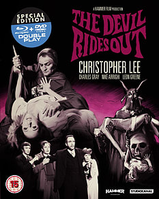 The Devil Rides Out (Double Play) (Blu-Ray) (C-15) Blu-ray