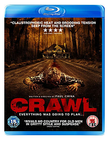 Crawl (Blu-Ray) (C-18) Blu-ray