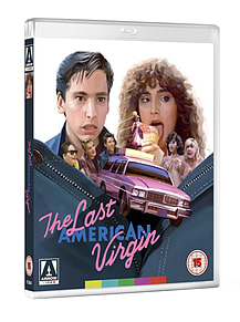 The Last American Virgin: Dual Format Edition (With Dvd) (Blu-ray) (C-15) Blu-ray