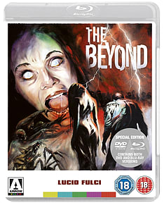 The Beyond: Dual Format Edition (2 Blu-Ray & Dvd) (Blu-ray) (C-18) Blu-ray