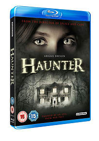 Haunter (Blu-Ray) (C-15) Blu-ray