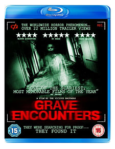 Grave Encounters (Blu-Ray) (C-15) Blu-ray