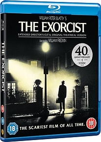 The Exorcist 40Th Anniversary (Blu-Ray) (C-18) Blu-ray