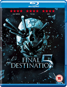 Final Destination 5 (Blu-ray) (C-15) Blu-ray