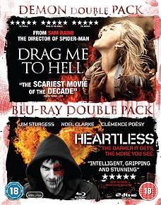 Drag Me To Hell & Heartless Double Pack(Blu-Ray) (C-18) Blu-ray