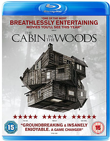 The Cabin In The Woods (Blu-Ray) (C-15) Blu-ray