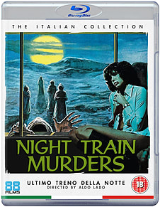Night Train Murders (Blu-Ray) (C-18) Blu-ray