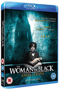 Woman In Black 2: Angel Of Death (Blu-Ray) Blu-ray