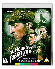 The Hound Of The Baskervilles (Blu-ray) (C-PG) Peter Cushing & Christopher Lee Blu-ray
