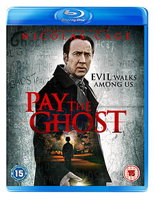 Pay The Ghost (Blu-ray) Nicolas Cage Blu-ray