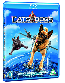 Cats And Dogs: The Revenge Of Kitty Galore (Blu-Ray) (C-U) Blu-ray