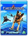 Cats And Dogs: The Revenge Of Kitty Galore (Blu-Ray) (C-U) screen shot 1