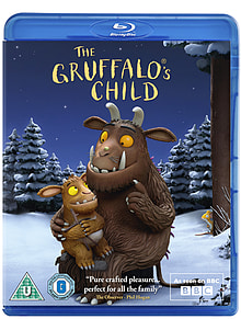 Gruffalo'S Child, The (Blu-ray) (C-U) Blu-ray