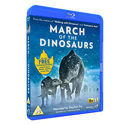 March Of The Dinosaurs (Blu-Ray) Blu-ray