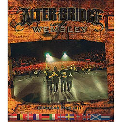 Alter Bridge - Live At Wembley - European (Blu-Ray & CD) Blu-ray