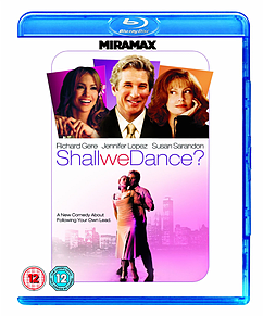 Shall We Dance? (2004 Version) (Blu-Ray) (C-12) Blu-ray