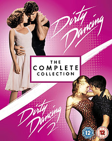 Dirty Dancing Complete Collection (Blu-Ray) (C-12) Blu-ray