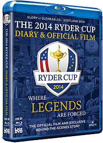 Ryder Cup 2014 Diary And Official Film (40th) (Blu-Ray) (E) Blu-ray