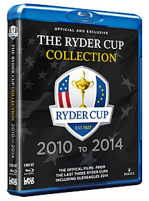 Ryder Cup Official Ultimate Collection 2010-2014 [Blu-Ray] (Blu-Ray) (E) Blu-ray