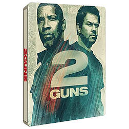 2 Guns (Entertainment Store Exclusive Blu-Ray Steelbook) (C-15) Blu-ray