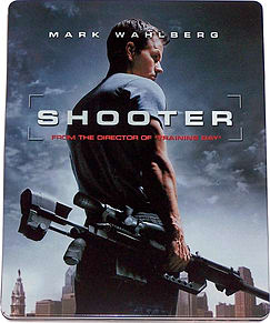 Shooter Steelbook Blu-Ray Play.Com (Blu-ray) (C-15) Blu-ray