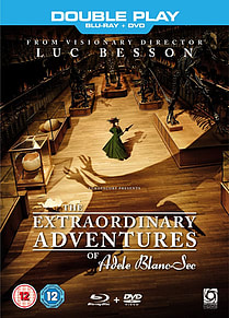 The Extraordinary Adventures Of Adele Blanc Sec (Blu-Ray Steelbook) (C-12) Blu-ray