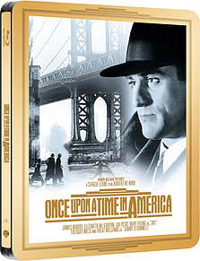 Once Upn Time America Extended Director's Cut (Blu-Ray Steelbook) Blu-ray