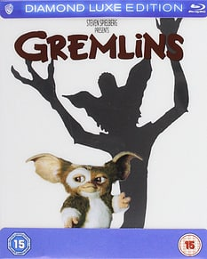 Gremlins - 30th Anniversary Diamond Luxe Edition (2 disc Blu-Ray) Blu-ray