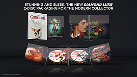 Gremlins - 30th Anniversary Diamond Luxe Edition (2 disc Blu-Ray) screen shot 1