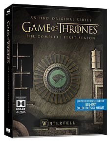Game Of Thrones - Season 1 (Steelbook With Collectible Magnet) (Blu Ray) Blu-ray
