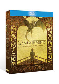 Game Of Thrones - Season 5 (Blu Ray) Blu-ray