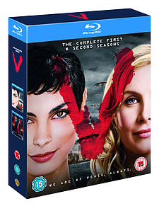 V: Seasons 1 & 2 Box Set (4 Discs) (Blu-Ray) (C-15) Blu-ray
