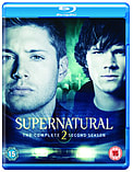 Supernatural: Season 2 Box Set (4 Discs) (Blu-Ray) (C-15) screen shot 1