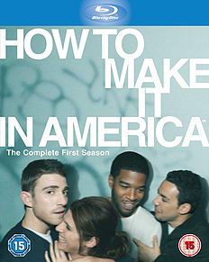 How To Make It In America: Season 1 (2 Discs) (Blu-Ray) (C-15) HBO Blu-ray