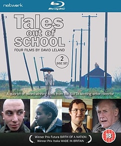 Tales Out Of School: Four Films By David Leland (2 Discs) (Blu-ray) Blu-ray