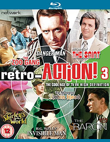 Retro-Action! Volume 3 (Blu-ray) Blu-ray