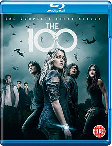 The 100 Season 1(Blu-Ray) (C-18) Blu-ray