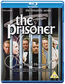 The Prisoner: The Complete Series (Blu-ray) Blu-ray