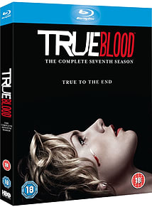 True Blood Season 7 (Blu-Ray) (C-18) HBO Blu-ray