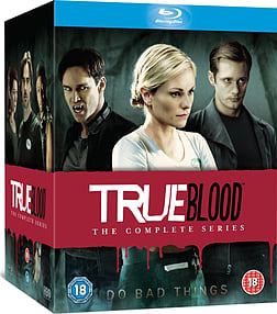 True Blood Seasons 1-7 (Blu-Ray) (C-18) HBO Blu-ray