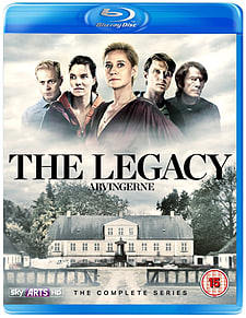 The Legacy (TV Show) (Blu-ray) (C-15) Blu-ray