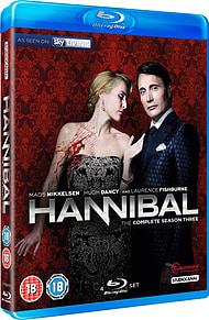 Hannibal - Season 3 (Blu-ray) Blu-ray