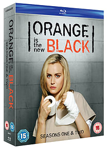 Orange Is The New Black S1&2 Bd (Blu Ray) Blu-ray