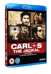 Carlos The Jackal (Single Disc) (Blu-Ray) (C-15) Blu-ray