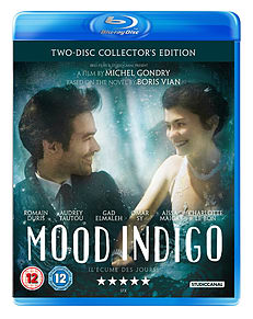 Mood Indigo Collectors Edition (Blu-ray) (C-12) Blu-ray