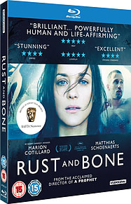 Rust And Bone (Blu-Ray) (C-15) Blu-ray