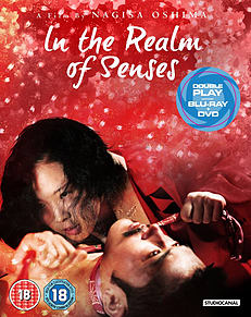 In The Realm Of The Senses - Double Play (Blu-Ray) (C-18) Blu-ray