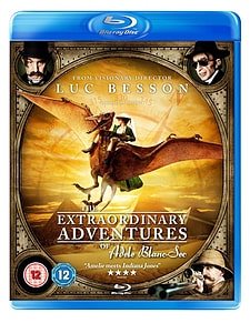 The Extraordinary Adventures Of Adele Blanc-Sec (Blu-Ray) (C-12) Blu-ray