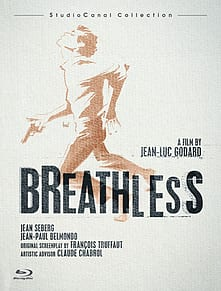 Breathless (Studio Canal Collection) (Blu-Ray) (C-PG) Blu-ray
