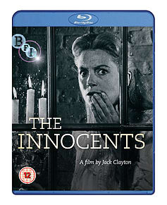 The Innocents (Blu-ray & DVD) (C-12) Blu-ray